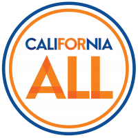 California For All logo