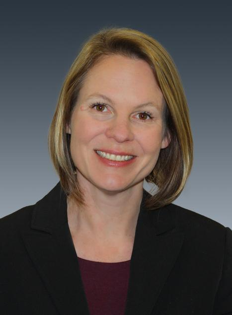 General Counsel Julia Blair